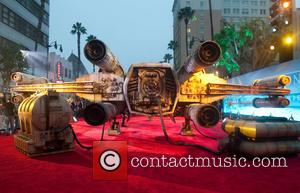 Atmosphere at the World premiere of 'Rogue One: A Star Wars Story' held at Pantages Theatre, Los Angeles, California, United...