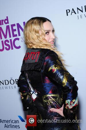 Madonna Posts First Picture Of Twins She Adopted From Malawi