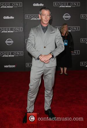 Ben Mendelsohn attending the premiere of Walt Disney Pictures and Lucasfilm's 'Rogue One: A Star Wars Story' at the Pantages...