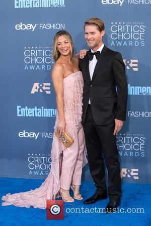 Kaley Cuoco and Karl Cook