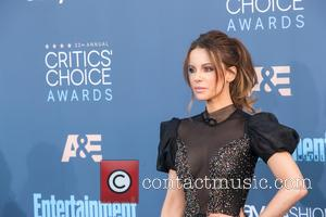 Kate Beckinsale at the 22nd Annual Critics' Choice Awards held at Barker Hangar, Critics' Choice Awards - Santa Monica, California,...