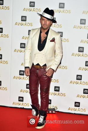 Matt Goss at the BBC Music Awards held at the Excel Centre, London, United Kingdom - Monday 12th December 2016