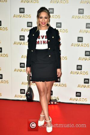 Rebecca Ferguson at the BBC Music Awards held at the Excel Centre, London, United Kingdom - Monday 12th December 2016