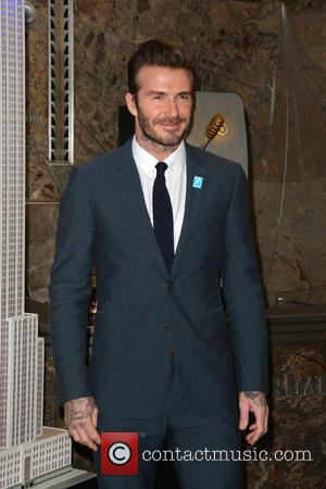 David Beckham Chose To Wear Knickerbockers And Ballet Pumps To A Wedding As A Child