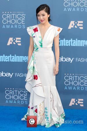 Constance Wu at the 22nd Annual Critics' Choice Awards held at Barker Hangar, Critics' Choice Awards - Santa Monica, California,...