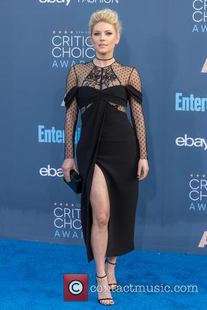 Katheryn Winnick at the 22nd Annual Critics' Choice Awards held at Barker Hangar, Critics' Choice Awards - Santa Monica, California,...