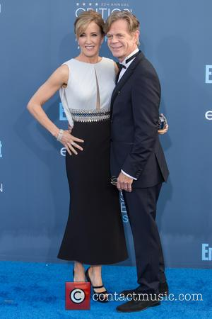 Felicity Huffman at the 22nd Annual Critics' Choice Awards held at Barker Hangar, Critics' Choice Awards - Santa Monica, California,...