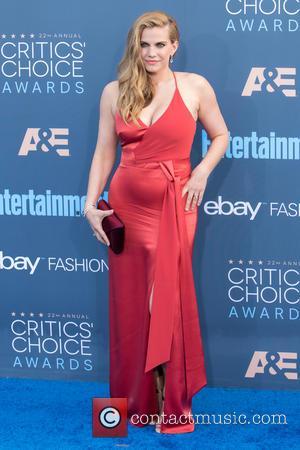 Anna Chlumsky at the 22nd Annual Critics' Choice Awards held at Barker Hangar, Critics' Choice Awards - Santa Monica, California,...