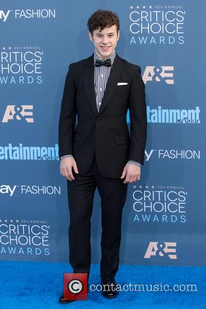 Nolan Gould at the 22nd Annual Critics' Choice Awards held at Barker Hangar, Critics' Choice Awards - Santa Monica, California,...