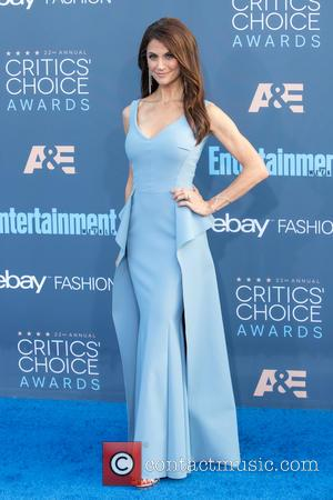 Samantha Harris at the 22nd Annual Critics' Choice Awards held at Barker Hangar, Critics' Choice Awards - Santa Monica, California,...