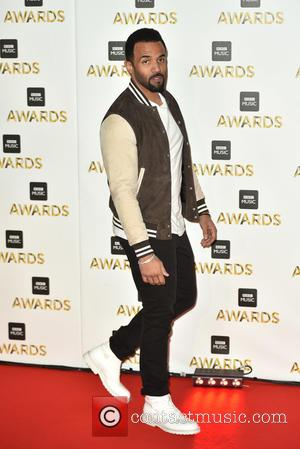 Craig David at the BBC Music Awards held at the Excel Centre, London, United Kingdom - Monday 12th December 2016