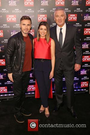 Gary Barlow, Dannii Minogue and Martin Kemp