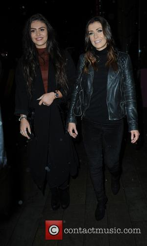 Kym Marsh and Emily Cunliffe