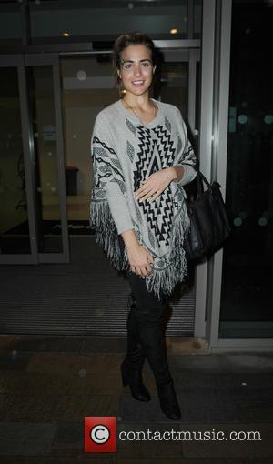 Gemma Atkinson and various other Celebrities arrive at the 7th Wish Upon A Sparkle launch party held at Media City...