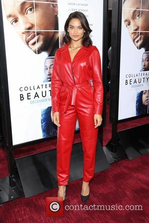 Shanina Shaik at the premiere of Collateral Beauty held at   Jazz at Lincoln Center's Frederick P. Rose Hall,...