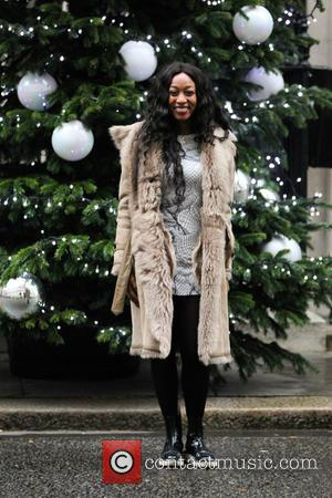 Beverley Knight at Downing Street