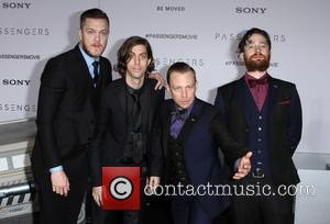 Imagine Dragons, Dan Reynolds, Daniel Wayne Sermon and Ben Mckee