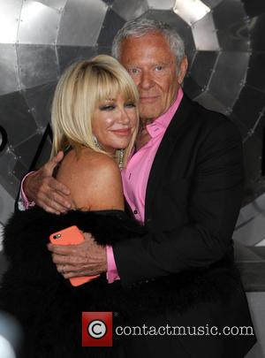 Suzanne Somers and Husband Alan Hamel