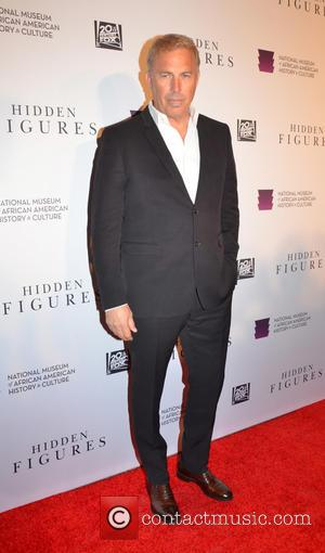 Kevin Costner at the 'Hidden Figures' Washington, D.C. Premiere held at the Museum of African American History and Culture -...