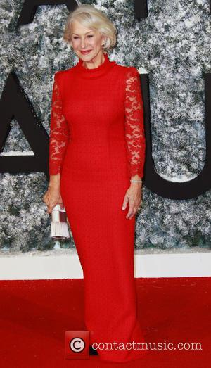 Helen Mirren Hopes Going Make-up Free Will Become Fashionable