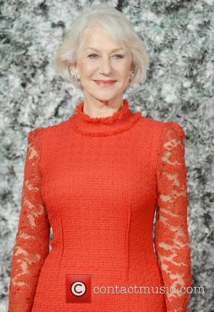 Helen Mirren Developed Collateral Beauty Character Around Rock T-shirt