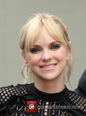 Anna Faris at Hollywood Walk Of Fame and Walk Of Fame