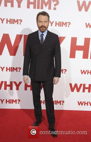 Why Him? Writer 'Thrilled' To Cast Bryan Cranston In Comedy Role