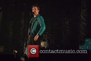 Ricky Wilson and the rest of Kaiser Chiefs perform live at the SSE Hydro as part of the Clyde 1...