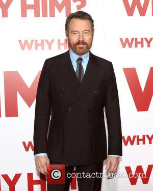 Bryan Cranston Stung By A Bee In His Testicles