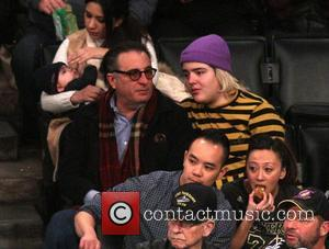 Celebrities including Andy Garcia attend the Lakers game. The Utah Jazz defeated the Los Angeles Lakers by the final score...