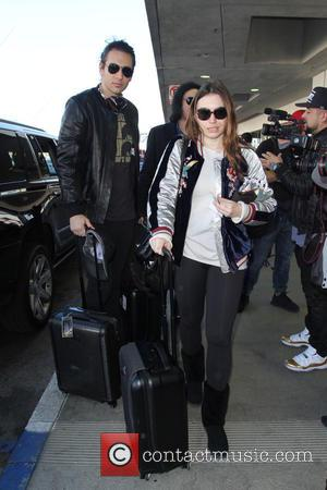 Gene Simmons and his family (Shannon Tweed, Nick Simmons and Sophie Simmons) depart from the airport - Los Angeles, California,...