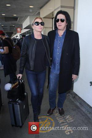 Shannon Tweed and Gene Simmons