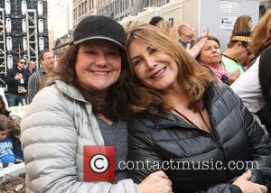 Ann Serrano and Guest