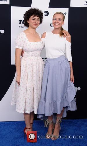 Alia Shawkat and Meredith Hagner