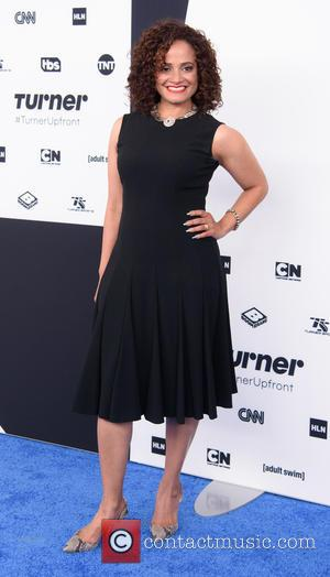 Judy Reyes at the 2017 Turner Upfront event held at Madison Square Garden - New York, United States - Wednesday...