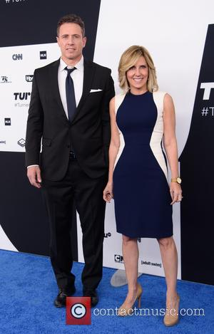 Chris Cuomo at the 2017 Turner Upfront event held at Madison Square Garden - New York, United States - Wednesday...