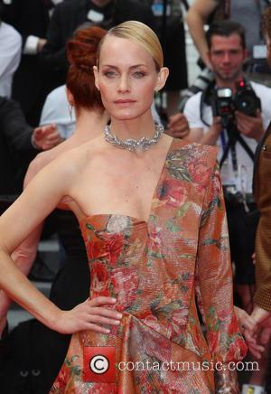 Amber Valletta at the 70th annual Cannes Film Festival photocall for the new movie 'Wonderstruck' - Cannes, France - Thursday...