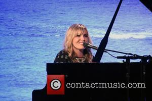 Grace Potter seen performing at the Riverkeeper Fishermen's Ball held at Pier Sixty, Chelsea Pier 60 - New York, United...