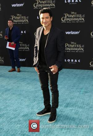 Mario Lopez at the Premiere Of Disney's