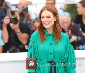 Julianne Moore and Michelle Williams at the 70th annual Cannes Film Festival photocall for the new movie 'Wonderstruck' - Cannes,...