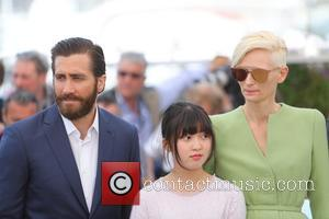 Jake Gyllenhaal, Tilda Swinton and Seo-hyeon Ahn
