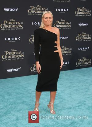 Lindsey Vonn at the Premiere Of Disney's