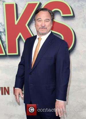 Jim Belushi at the Premiere of Showtime's 'Twin Peaks' held at The Theatre at Ace Hotel - Los Angeles, California,...