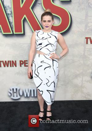 Mae Whitman at the Premiere of Showtime's 'Twin Peaks' held at The Theatre at Ace Hotel - Los Angeles, California,...