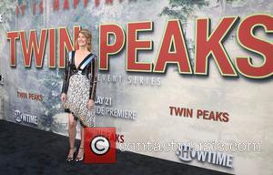 Laura Dern at the Premiere of Showtime's 'Twin Peaks' held at The Theatre at Ace Hotel - Los Angeles, California,...