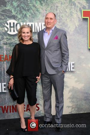 Maureen McCormick at the premiere of Showtime's 'Twin Peaks' held at The Theatre at Ace Hotel - Los Angeles, California,...