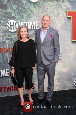 Maureen Mccormick and Michael Cummings