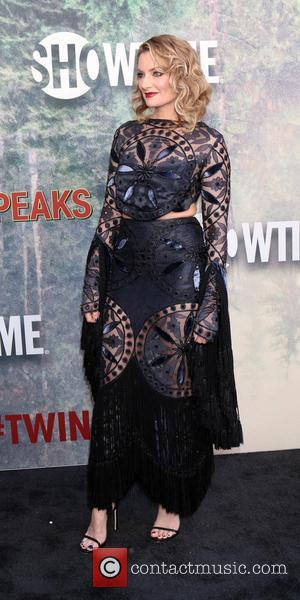 Madchen Amick at the Premiere of Showtime's 'Twin Peaks' held at The Theatre at Ace Hotel - Los Angeles, California,...