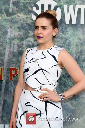 Mae Whitman and Jane Levy at the Premiere of Showtime's 'Twin Peaks' held at The Theatre at Ace Hotel -...