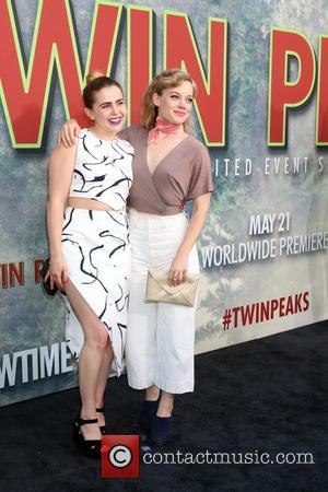 Mae Whitman and Jane Levy